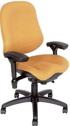 Bodybilt J2502 Ergonomic Task Seat