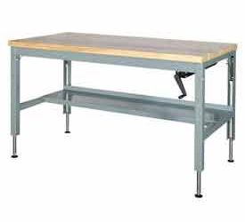 Global Ht. Adj. work bench